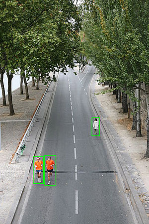 Pedestrian detection - Pedestrian detection