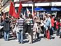 Día do traballo. Santiago de Compostela 2009 02.jpg