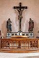 Dülmen, Kreuzkapelle, Altar -- 2021 -- 7149.jpg