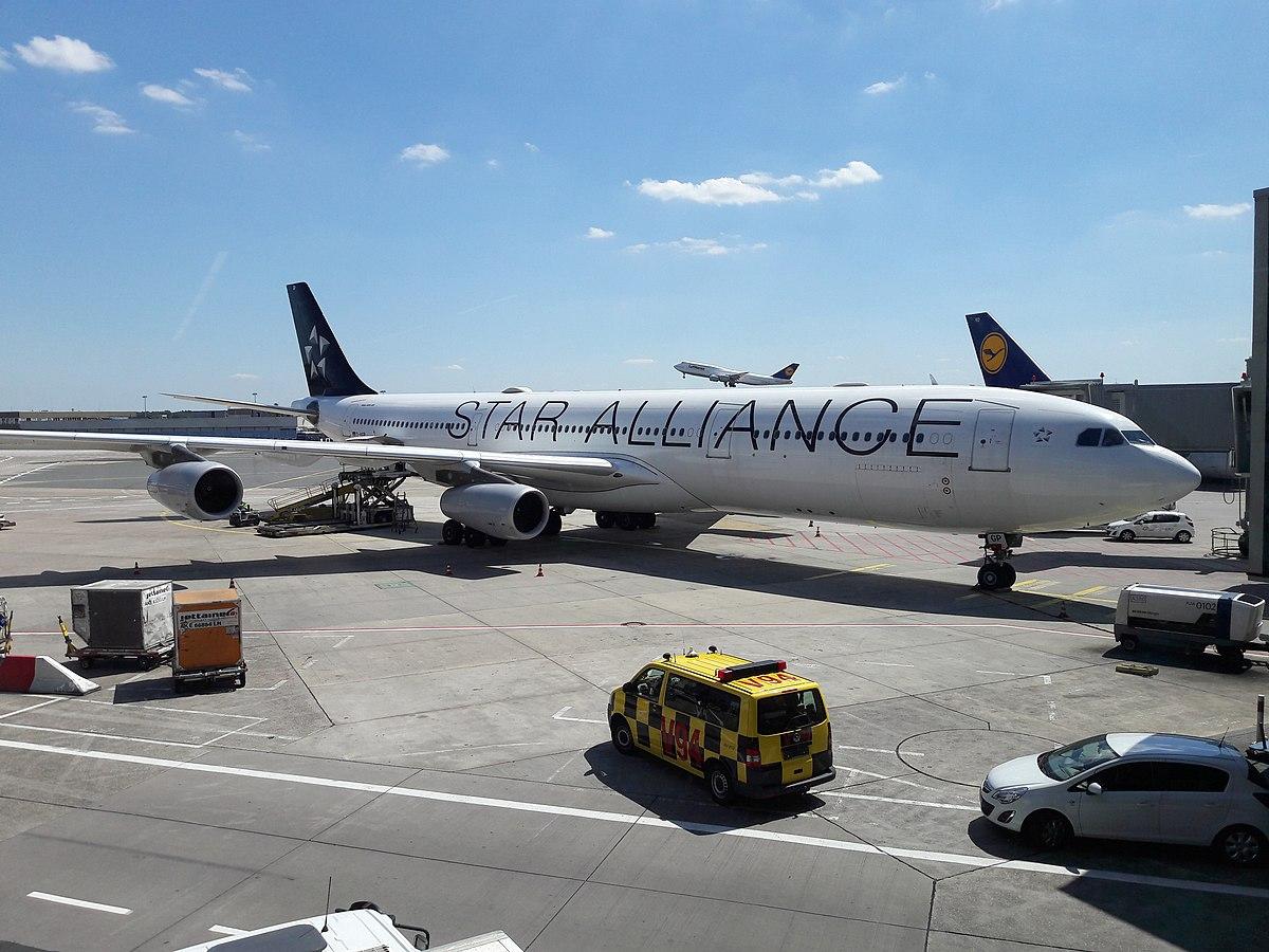 Lufthansa Frankfurt Atlanta
