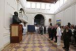 DESTACAN LABOR DE LAS FUERZAS ARMADAS EN CEREMONIA POR 150 ANIVERSARIO DE COMBATE DEL 2 DE MAYO (26685190462).jpg
