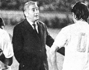 Club Universitario de Deportes - Roberto Scarone won 3 first division titles with Universitario and led the team to their first and only final of the Copa Libertadores in 1972. Scarone would later become manager of the Peru national football team.