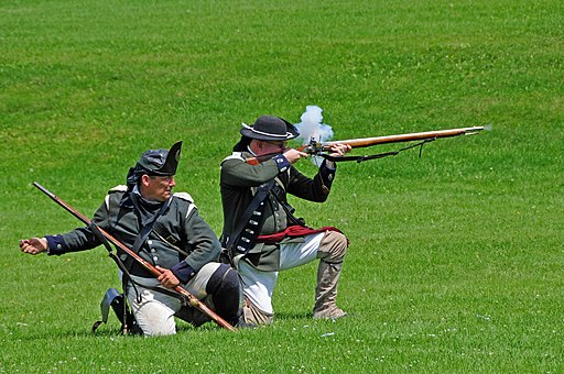 DSC 6284 - Hurry load that musket. (2792555112)