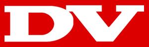 DV (newspaper) - Image: DV logo