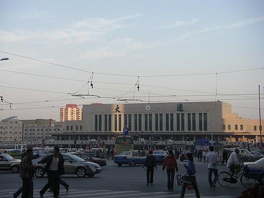 Dalian Railway Station