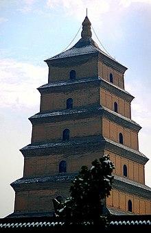 大雁塔の画像 p1_26