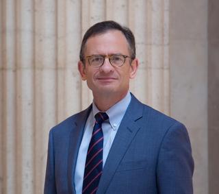 Daniel Weiss (art historian) President of the Metropolitan Museum of Art