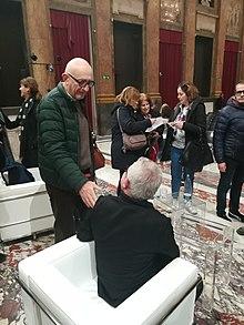 Daniel Libeskind, Genova, Palazzo Ducale, 05.03.19