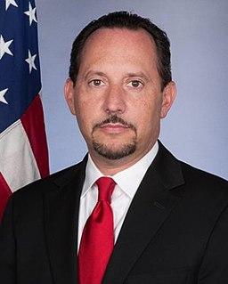 Daniel Rubinstein American diplomat