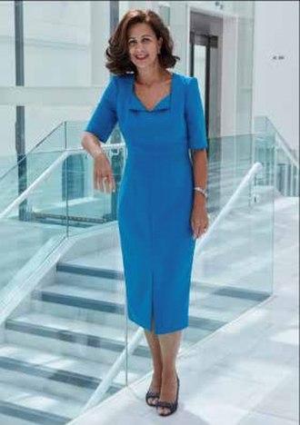 Daniella Tilbury - Daniella Tilbury, previously Vice Chancellor of the University of Gibraltar