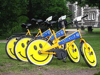 Copenhagen City Bikes - City Bike, Copenhagen