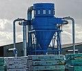 Dantherm Filtration Unit at New Holland Dock - geograph.org.uk - 1519875.jpg