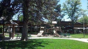 Darby, Montana - Image: Darby Main Park