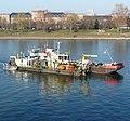 Das Baggerschiff Siegfried bietet eine beachtliche Geräuschkulisse. - panoramio.jpg