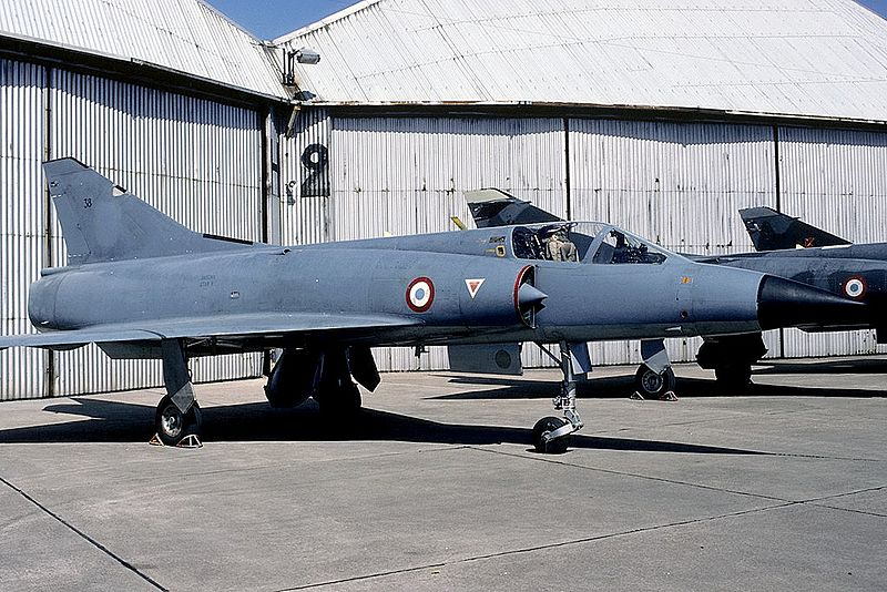 File:Dassault Mirage IIIC, France - Air Force AN1902092.jpg