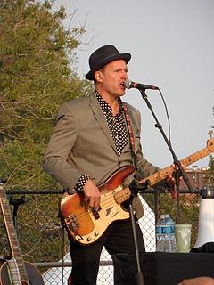 Davey Faragher American musician