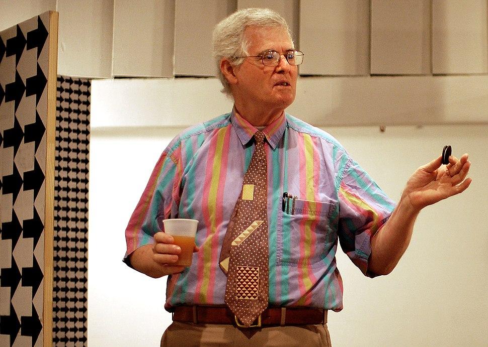 David Hartwell 2008
