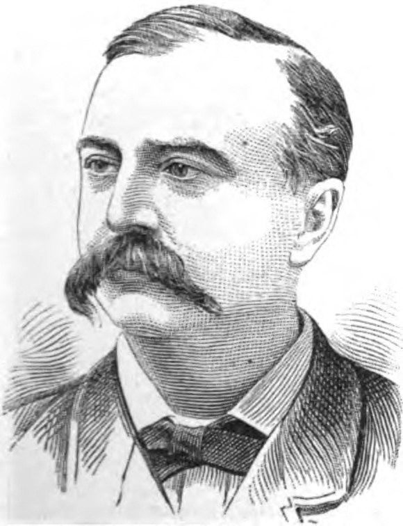 David R. Paige sketch