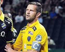 David Svensson har spelat mer än 600 matcher för klubben. Falkenbergs FF ... adbfaa9706274