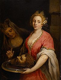 David Teniers the Younger - Salomé with the Head of John the Baptist GG 9709.jpg
