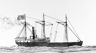 USS <i>Dawn</i> (1857)
