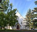 Daxweiler, katholische Kirche, Fassade.jpg
