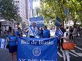 De Blasio at Celebrate Israel Parade (8928127686).jpg