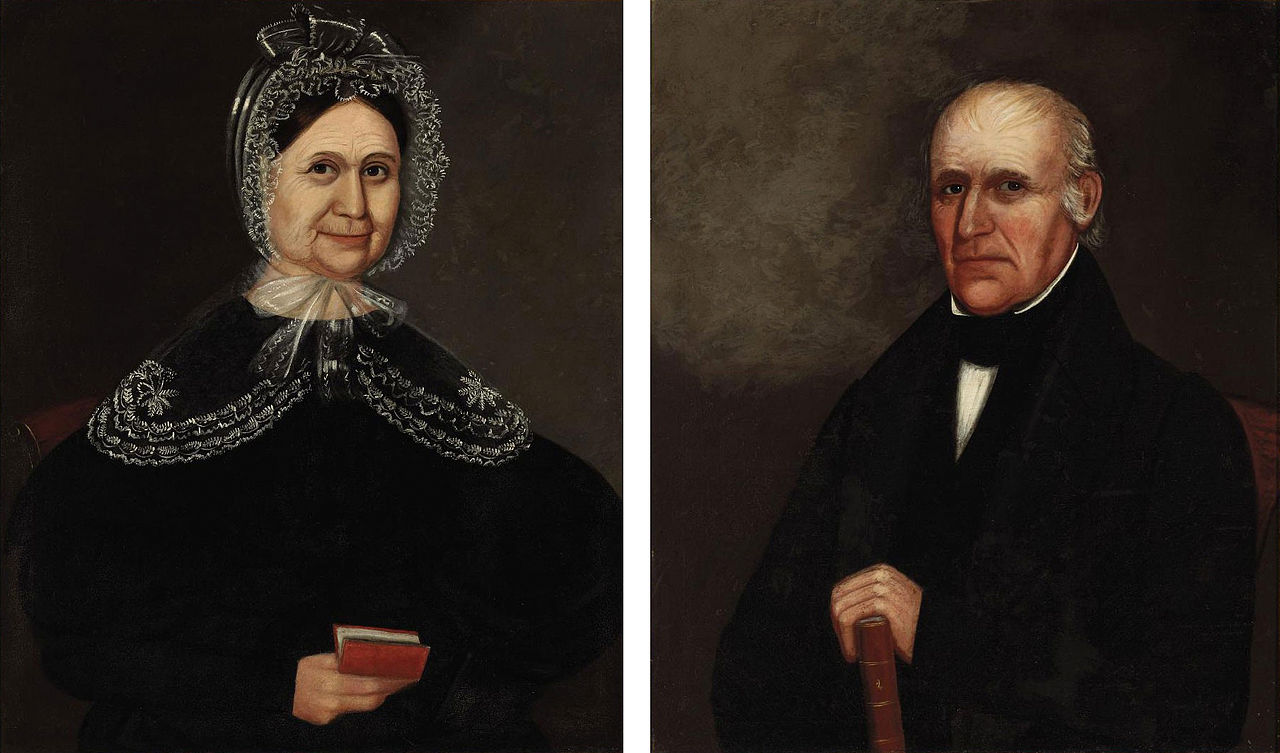 Image result for Ammi Phillips (1788 - 1865)