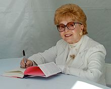 Debbie Reynolds al Los Angeles Times Festival of Books 2013