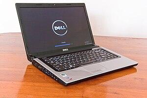 Dell Studio - Image: Dell Studio 1555 IMG 6023 1500px