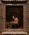Den Haag - Mauritshuis - Gerard ter Borch (1617-1681) - Woman Writing a Letter c. 1655.jpg