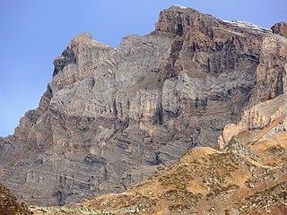 Dent de Morcles mountain