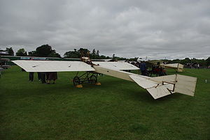 Deperdussin 1910 at Shuttleworth uncovered 2013.JPG