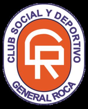 Deportivo Roca - Image: Deproca logo