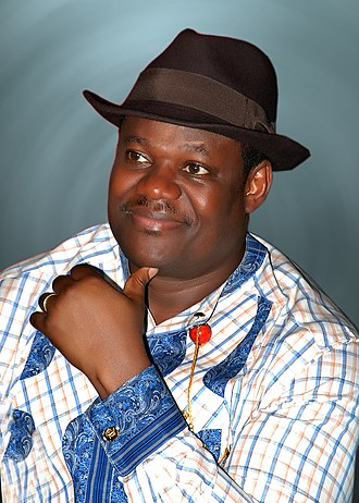 Deputy Governor of Rivers State - Image: Deputy Governor of Rivers State, Engr Tele Ikuru 2014 06 08 09 49