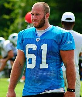 Derek Landri American football defensive tackle