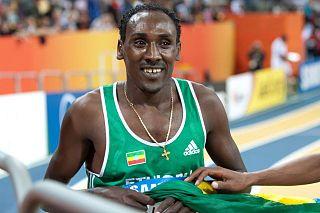 Deresse Mekonnen Ethiopian middle-distance runner