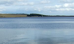 Derwent Reservoir (North East England) - Image: Derwent Reservoir, North East England