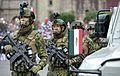 Desfile Militar Conmemorativo del CCV Aniversario del Inicio de la Independencia de México. (21448573116).jpg
