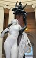 Desiré Maurice Ferrary (1852-1904) - Salammbo (1899) front knees upward, Lady Lever Art Gallery, June 2013 (10793500503).png