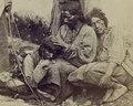 Detail, Lepcha peasants, aboriginal, Sikhim (NYPL b13409080-1125284) (cropped).tiff