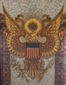 Detail of Spanish Colonial History mural by Daniel Sayre Groesbeck at the Santa Barbara County Courthouse, Santa Barbara, California LCCN2013631992.tif