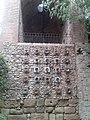 Detall de la Muralla (Els Jardins dels Alemanys) -Exposició de Flors 2012-Girona - panoramio.jpg