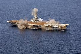Detonations aboard the USS Oriskany.jpg