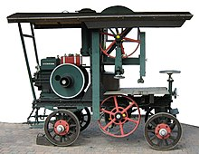 band saw. bandsaw manufactured in 1911 band saw