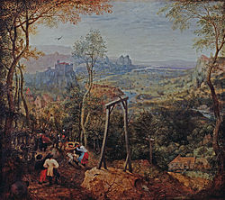 Pieter Brueghel the Elder: The Magpie on the Gallows