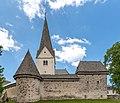 Diex Süd-Teil der Wehranlage und Pfarrkirche hl. Martin 26052017 8721.jpg
