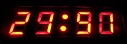 Digital clock changing numbers.jpg
