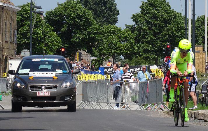 Diksmuide - Ronde van België, etappe 3, individuele tijdrit, 30 mei 2014 (B066).JPG
