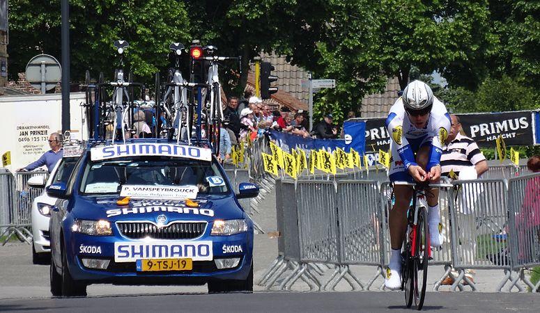 Diksmuide - Ronde van België, etappe 3, individuele tijdrit, 30 mei 2014 (B067).JPG